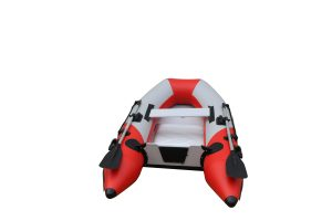inflatable row boat