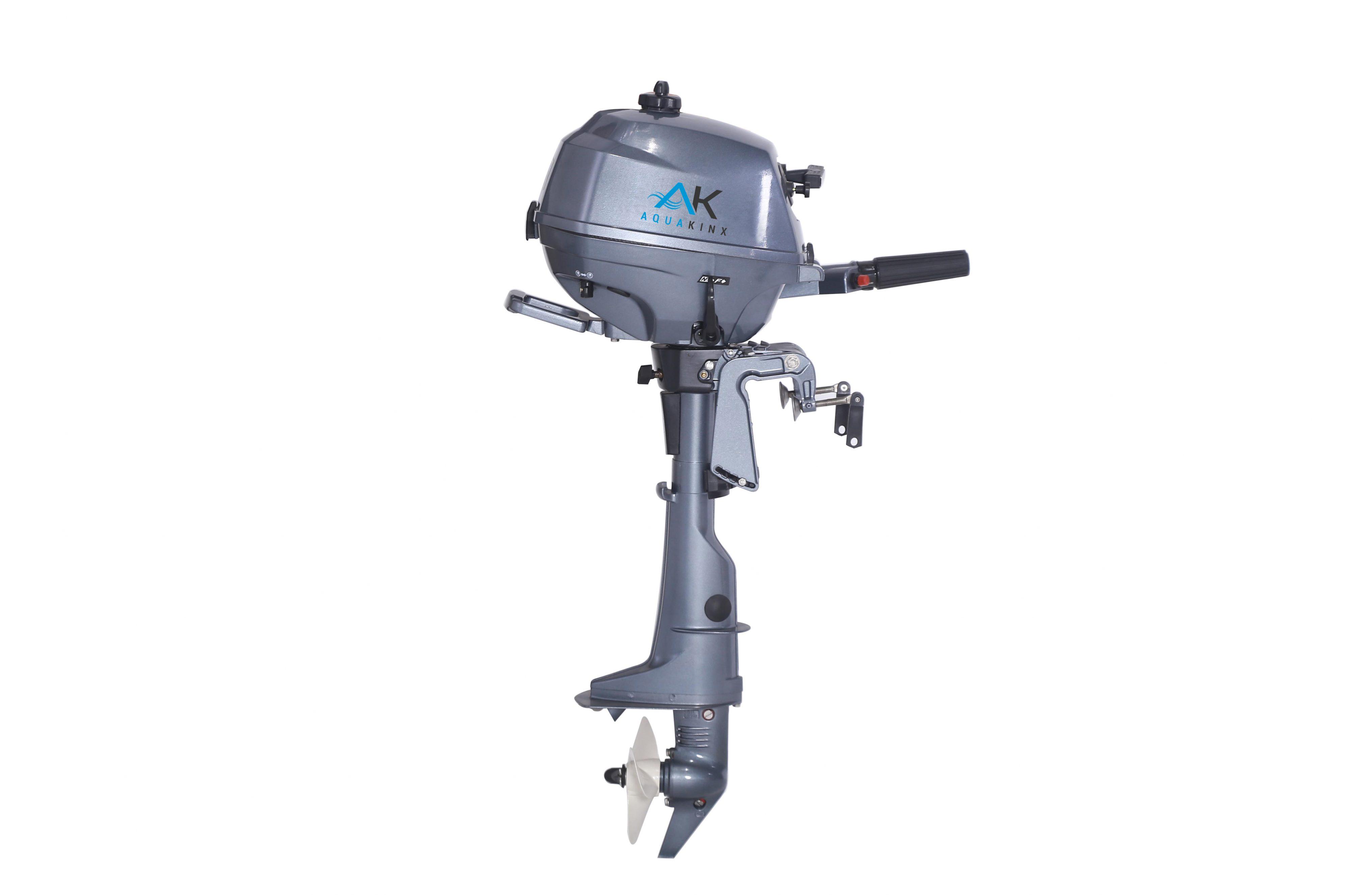 four stroke outboard motors